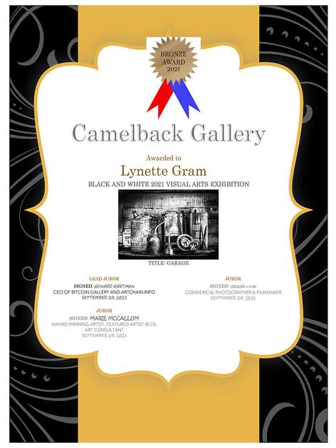 Lynette-Gram--Award-Cert. Bronze